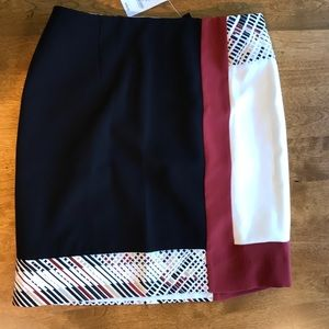 WHBM Skirt (pair with top)